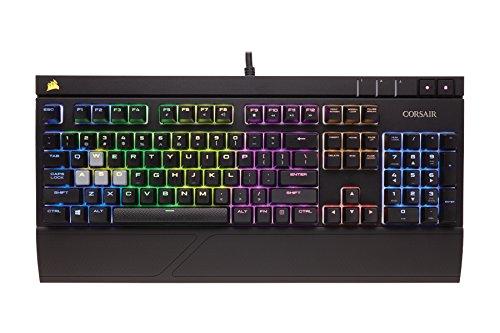 CORSAIR Strafe Mechanical Gaming Keyboard -...