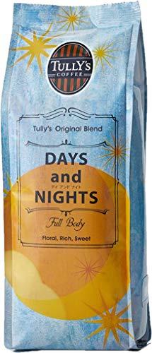 【Amazon.co.jp限定】 TULLY'S(タリーズ) オリジナルブレンド DAYS and NIGHTS(デイアンドナイト) 250g レギュラー(粉)