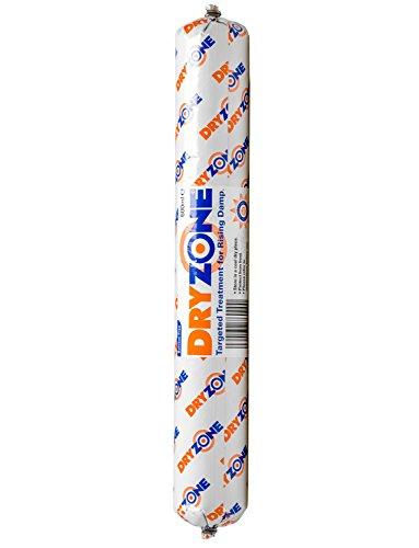 DRYZONE 600ml a prova di umido iniezione Cream–Dpc rising umidità trattamento