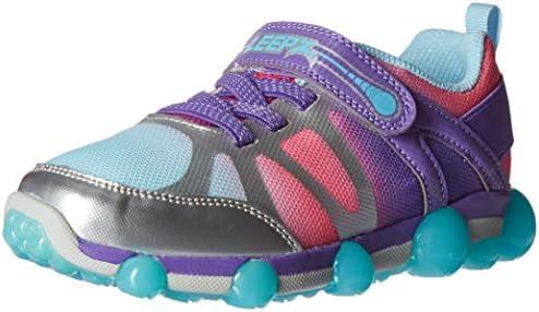 Stride Rite Girl s Leepz 3 0 Sneaker Purple Multi 12 W US Little Kid product image