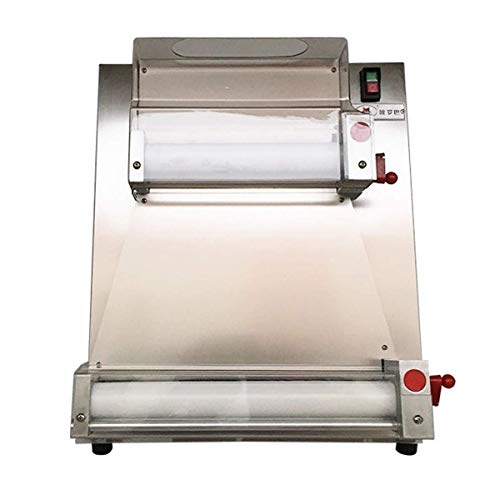 Dshot Automatic Pizza Dough Roller Sheeter Machine,Making 6-16 inch Pizza Dough,Pizza Making Machine,Food Preparation Equipment