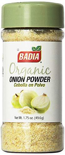 Badia - bio cipolla in polvere - 1,75 oz.