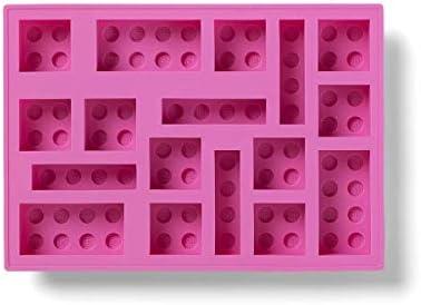 Moldes de silicone lego