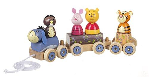 Orange Tree Toys Winnie-the-Pooh Puzzle Train