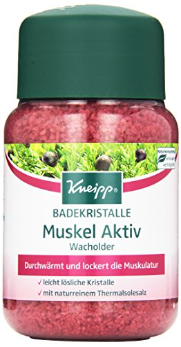 Kneipp Badekristalle Muskel Aktiv Wacholder, 500 g