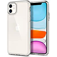 """Spigen Ultra Hybrid Funda Compatible con Apple iPhone 11 (6.1"""") 2019 - Transparente"""