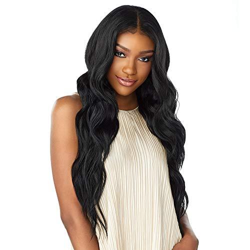 Sensationnel Lace Front Wig Cloud 9 What Lace Swiss Lace 13X6 Brielle (1B)