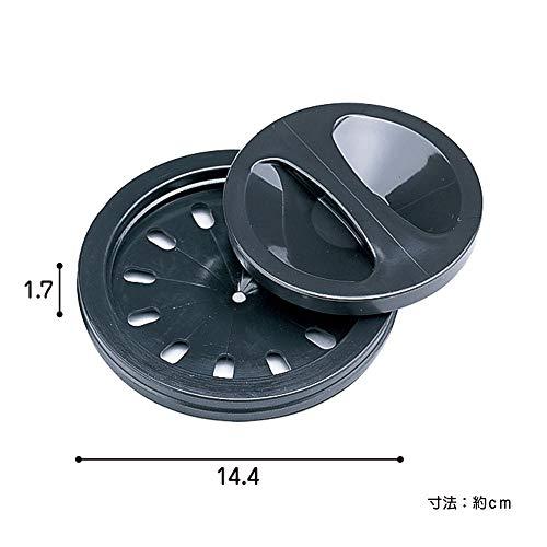 伸晃Belca『流し用菊割れゴム・止水セット(SP-204)』