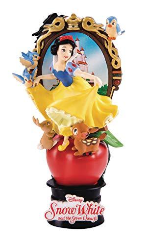 Beast Kingdom - Disney Diorama Blancanieves Y Los Siete Enanitos, Multicolor (Beast Kingdom BKDDS-013)
