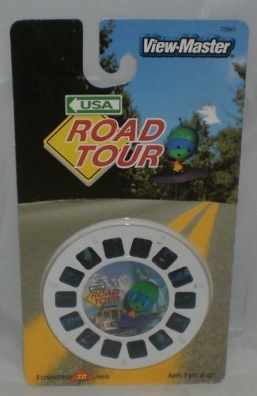 USA Road Tour View-Master 3 Reel Set - 21 3d Images by View Master B01GDPFO1A Creative | Schöne Kunst