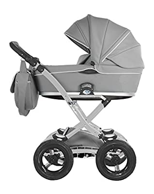 Knorr-baby Carrito 3799–1 gris
