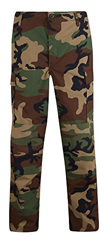 Propper BDU Trouser , Camouflage , Medium Regular