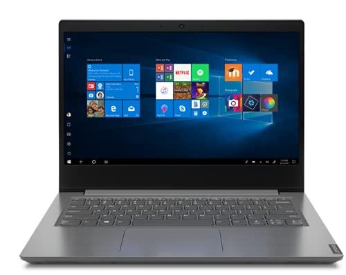"Lenovo V14 IGL - Ordenador Portátil 14"" FullHD (Celeron N4020, 4GB RAM, 128GB SSD, Intel UHD Graphics Win10 Pro for EDU), Gris - Teclado QWERTY español"
