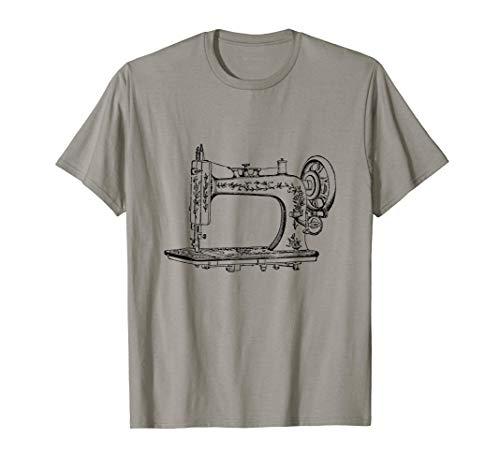 Máquina de coser antigua Camiseta