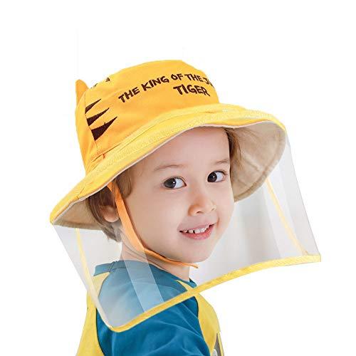 FUFU Gorros de Aviador Sombrero de Animales, Sombrero para niños para niños niño niña bebé niño Tapa para Primavera, Verano, Viajes al Aire Libre 1-7 años Trapper