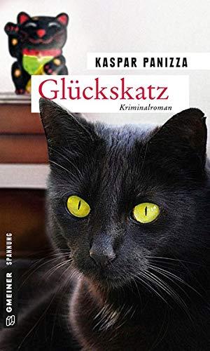 Glückskatz: Frau Merkel und der Racheengel (Kriminalromane im GMEINER-Verlag) (Kommissar Steinböck und seine Katze Frau Merkel)