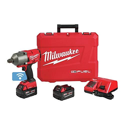 MILWAUKEE'S 2864-22 Fuel One-Key High Torque Impact Kit