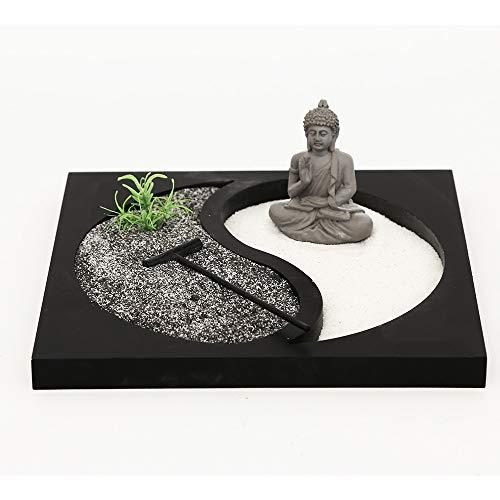 Jardín Zen Ying & Yang