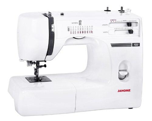 Janome 920 Nähmaschine inkl. Bonus-Kit