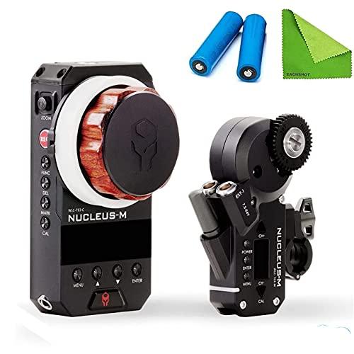 Tiltaing Tilta Nucleus M WLC-T03 Wireless Follow Focus Lens Control System WLC-T03-K1 Wireless Follow Focus Lens Control System Nucleus-M WLC-T03 Partial Kit I (Battery Included)