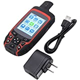 Handheld GPS A6 Navigator Outdoor GPS Navigation USB Rechargeable Hiking GPS Locator Tracker AC110V US Plug GPS Navigation