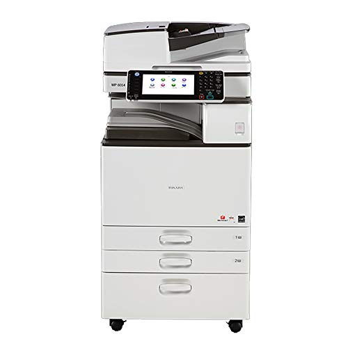 Great Features Of Refurbished Ricoh Aficio MP 3554 A3 Monochrome Laser Multifunction Copier - 35ppm,...