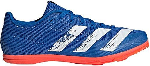 Adidas allroundstar j, Zapatillas Deportivas, Glory Blue/Core White/Solar Red, 34 EU