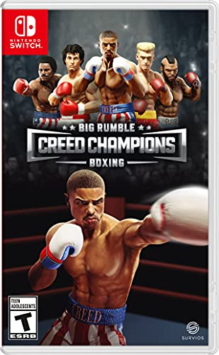 Big Rumble Boxing: Creed Champions(輸入版:北米)- Switch