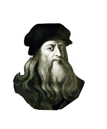 70762 Leonardo da Vinci Costume Kit