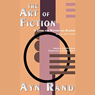 The Art of Fiction audiobook cover art
