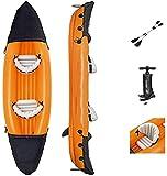 WEUN 351 * 76 * 38cm 2 Persona Kayak Inflable,...