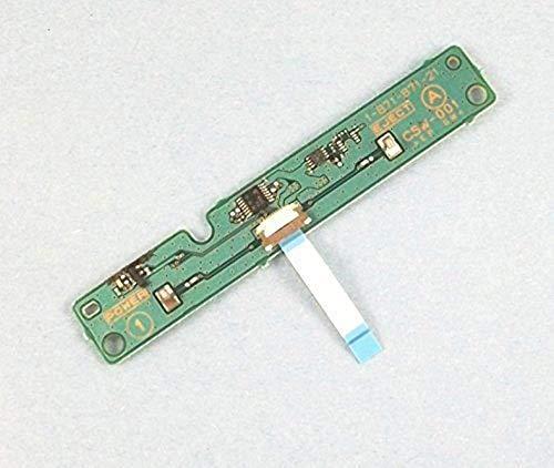 Power Reset Auswerfen Touch Schalter Leiterplatte mit Flex Flachbandkabel für PS3Playstation 3FAT csw-001Ersatz