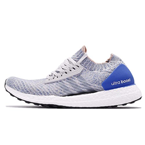 adidas Damen Ultraboost X Laufschuhe, Grau (Gretwo/Gretwo/Hirblu), 37 1/3 EU