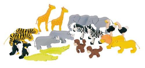 Goki 53942 - Tierset Afrika
