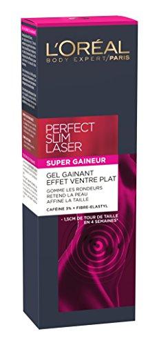 L'Oréal Paris Body Expert - Perfect Slim Gel Gainant Ventre Plat à Caféine 125 ml -