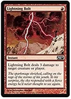 Magic: the Gathering - Lightning Bolt - Magic 2010