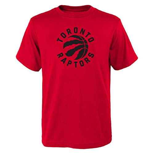 OuterStuff NBA Toronto Raptors Youth Primary - Camiseta infantil (talla 14/16)