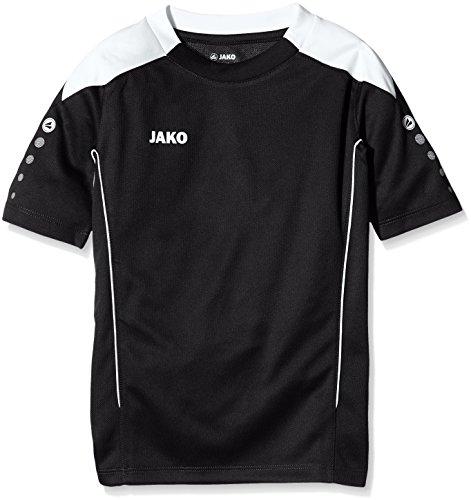 JAKO Herren T-Shirt Copa, Schwarz/Weiß, M