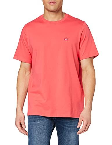 Levi's Big Original Hm tee Camiseta, Paradise Pink, XXXXL para Hombre