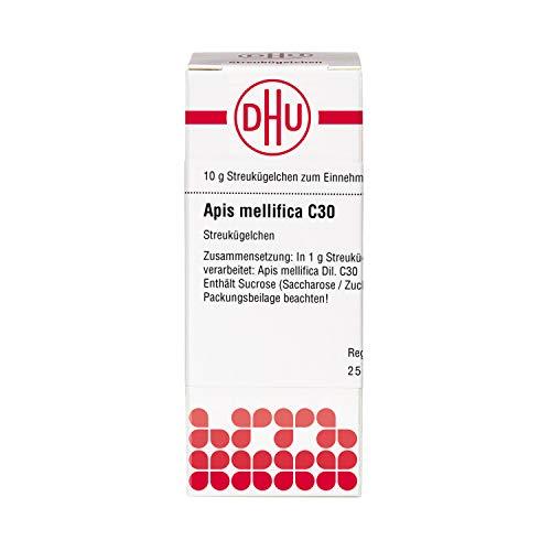 DHU Apis mellifica C30 Streukügelchen, 10 g Globuli
