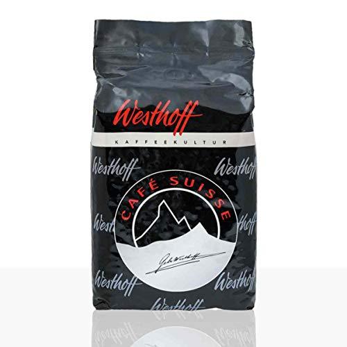 Westhoff Cafe Suisse Café Classic 8 x 1kg ganze Bohne