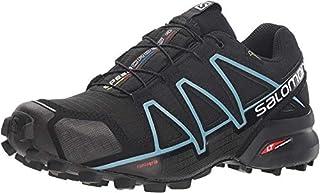 SALOMON Men's Speedcross 4 Gtx Trail Running Shoes Waterproof, Black Black Black Silver Metallic X, 9 UK (B017SR0BB0)   Amazon price tracker / tracking, Amazon price history charts, Amazon price watches, Amazon price drop alerts