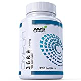 All Natural Omega 3 6 & 9, Pack of 200 1000mg High Strength liquid softgels. From ONLY £9.99   FREE delivery on all UK orders