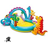 Qazxsw Piscina Inflable para niños/Familia Gran Piscina de Bola del océano/casa Divertida Piscina Pool/Parque acuático en Forma de Animal
