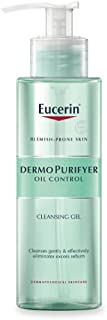 Eucerin Dermo Purifyer Oil Control Cleansing Gell, 200ml