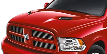 Extreme Dimensions Duraflex Replacement for 2009-2018 Dodge Ram 1500 MP-R Hood - 1 Piece