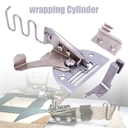 Vingtank Sewing Machine Presser Foot for Low-Handle Sewing Machines Singer Brother Viking and More. Babylock