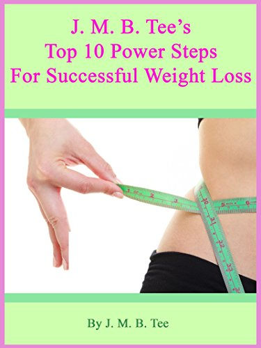 J. M. B. Tee's Top 10 Power Steps For Successful Weight Loss (English Edition)