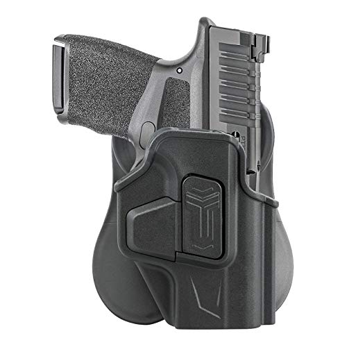 Gun Holster for Springfield Hellcat 9mm Micro-Compact, OWB...