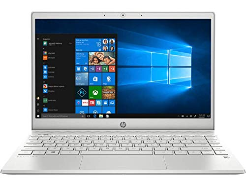 "HP Pavillon 13-an1005nf PC Portable 13,3"" FHD IPS Argent (Intel Core i7, RAM 8 Go, SSD 256 Go, AZERTY, Windows 10)"
